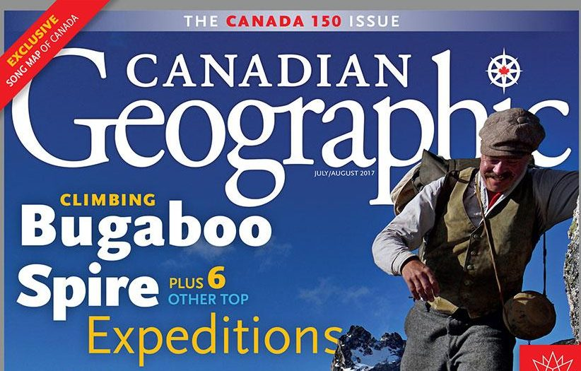 Map Of Canada Song.Climbing Bugaboo Spire Plus 6 Other Top Expeditions Arctic